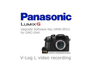 Panasonic V-Log DMW-SFU1GU Upgrade per GH4/GH5