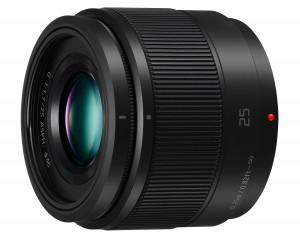 Obiettivo Panasonic Lumix G 25mm f/1.7 Asph (Black)