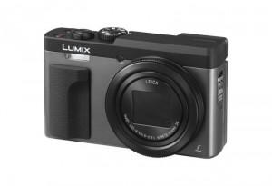 Fotocamera Digitale Compatta Panasonic LUMIX DMC-TZ90 Silver