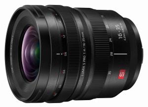 Obiettivo Panasonic 16-35 mm f / 4.0 Lumix S Pro