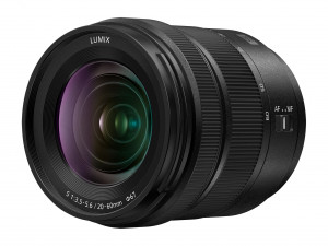 Obiettivo Panasonic Lumix S 20-60mm 3.5-5.6