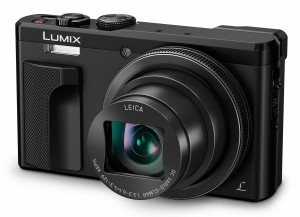 Fotocamera Digitale Compatta Panasonic LUMIX DMC-TZ80 Black