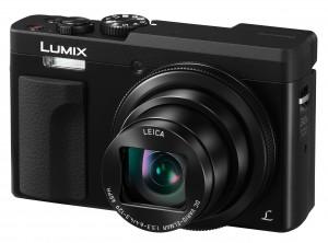 Fotocamera Digitale Compatta Panasonic LUMIX DMC-TZ90 Black
