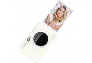 Fotocamera Digitale Compatta Canon Zoemini S Pearl White