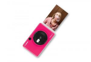 Fotocamera Digitale Compatta Canon Zoemini C Bubblegum Pink