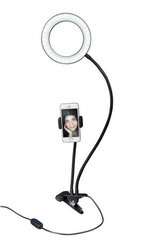 Dorr Anello luminoso led selfie SLR-16 bi-color