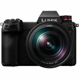 Fotocamera Mirrorless Panasonic Lumix S1R + 24-105