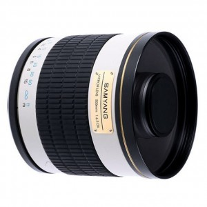 Samyang 500mm MC IF f/6.3 Mirror w/T2 Mount (M4/3)