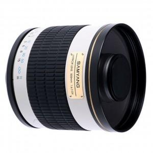 Samyang 500mm MC IF f/6.3 Mirror w/T2 Mount (Nik)