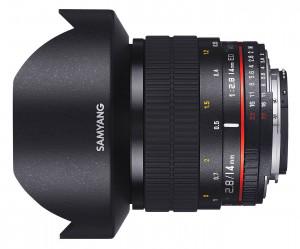 Samyang 14mm 2.8 Aspherical ED AS IF UMC (Nikon)