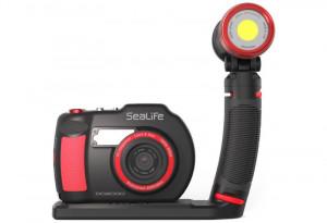 Fotocamera SeaLife DC2000 Set camera subacquea Pro 2500