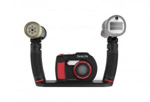 Fotocamera SeaLife DC2000 Set camera subacquea Pro DUO