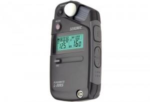 Sekonic Esposimetro L-308S Flashmate