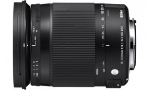 Obiettivo Sigma 18-300mm f/3.5-6.3 DC MACRO OS HSM Contemporary (Nikon)