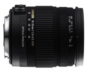 Sigma 18-50mm F2.8-4.5 DC OS HSM (Sony-A)