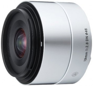 Obiettivo Sigma 19mm f/2.8 DN Art Micro 4/3 Silver Garanzia Italia 3 anni