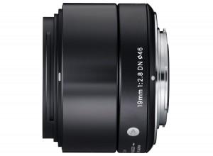 Obiettivo Sigma 19mm f/2.8 DN Art Micro 4/3 Black