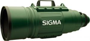 Sigma APO 200-500mm F2.8 EX DG (Canon) Garanzia Italia 3 anni