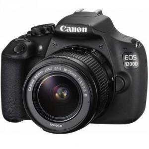 Fotocamera Digitale Reflex Canon EOS 1200D Kit + 18-55mm DC III Scatola Bianca