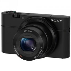 Fotocamera Compatta Sony Cyber-shot DSC-RX100 DSCRX100 Black