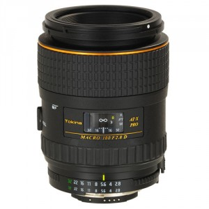 Obiettivo Tokina AT-X M100 AF PRO D AF 100mm f/2.8 (Canon) Garanzia 4 Anni Rinowa