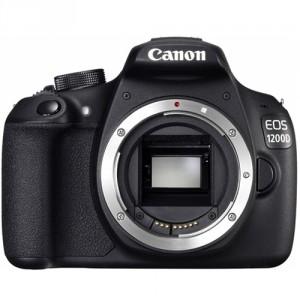 Fotocamera Reflex Canon EOS 1200D Body (Solo Corpo) FRONT