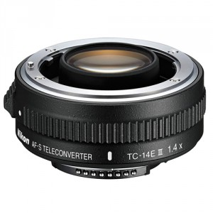 Nikon AF-S TC-14E III 1.4x