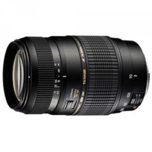 Obiettivo Tamron AF 70-300mm f/4-5.6 Di LD Macro (Nikon)