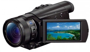 Videocamera Handycam Sony FDR-AX100E 4K