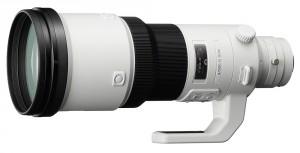 Sony SAL500F4 500mm f/4.0 G SSM