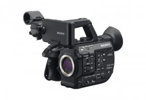 Videocamera Sony PXW-FS5 II RAW 4K Camcorder