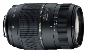Tamron AF 70-300mm f/4-5.6 LD Macro 1:2 (Sony)