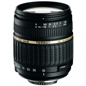 Tamron AF 18-200mm f/3.5-6.3 XR Di II (Canon)