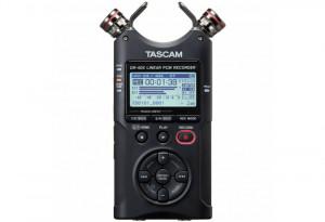 Tascam DR-40X - Registratore audio portatile a 4 tracce