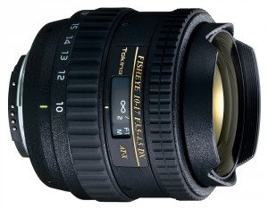 Tokina AT-X 107 AF DX 10-17mm f/3.5-4.5 (Nikon)