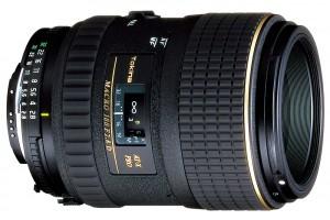 Tokina AT-X M100 AF PRO D AF 100mm f/2.8 (Canon)