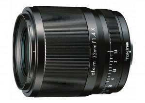 Obiettivo Tokina ATX-M 33mm F1.4 Fuji X - Garanzia Italiana 4 anni Rinowa