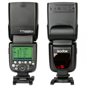 Flash Godox TT685 TTL Nikon
