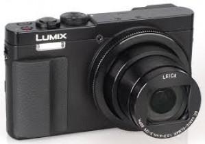 Panasonic LUMIX DMC-TZ70 Black Garanzia FOWA 4 anni✔