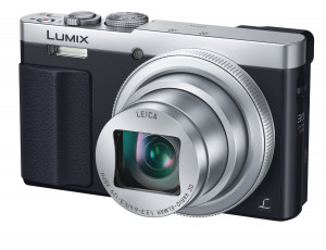 Panasonic LUMIX DMC-TZ70 Silver Garanzia FOWA 4 anni✔