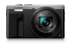 Fotocamera Digitale Compatta Panasonic LUMIX DMC-TZ80 Silver