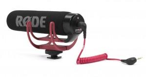 Rode VideoMic Go Microfono Direzionale per Fotocamere DSLR