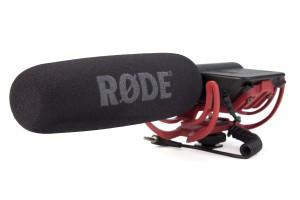 Rode VideoMic Rycote, Microfono Direzionale a Condensatore Mezzo Fucile per Utilizzo con Fotocamere