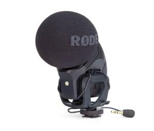 Rode Stereo VideoMic Pro Microfono Direzionale Stereo a Condensatore