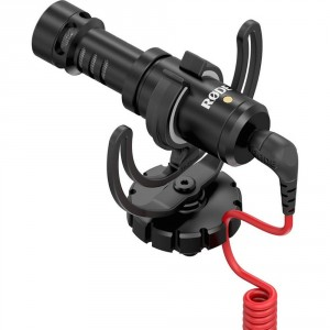Rode VideoMicro Microfono Direzionale Compatto per fotocamere DSLR
