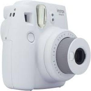 Fotocamera Compatta Fuji Instax Mini 9 Smoky White Garanzia Fujifilm Italia