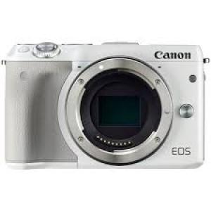 Fotocamera Mirrorless Canon EOS M3 Body (Solo Corpo) White