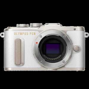 Olymplus PEN E-PL8 Body (White)