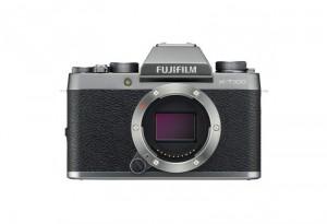 Fujifilm X-T100 Body Silver Garanzia Fujifilm Italia