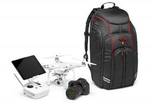 Manfrotto zaino D1 per drone DJI Phantom